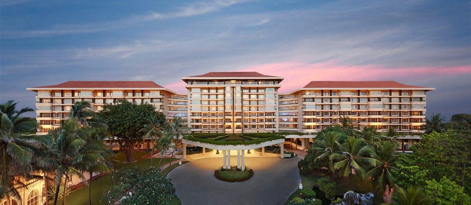 Hotel Taj Samudra official conference venue partners tiikm